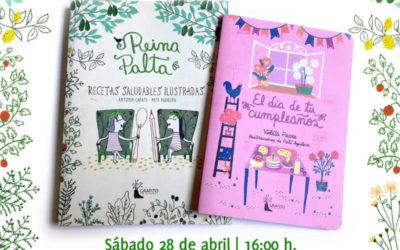 Pati Aguilera firma en Feria del Libro de Buenos Aires